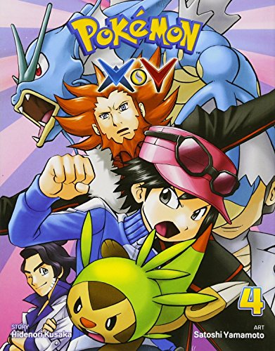 Pokémon X•Y, Vol. 4 [English]