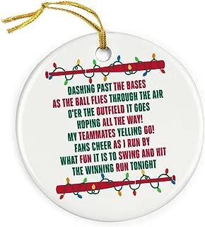 Best softball christmas ornaments Reviews
