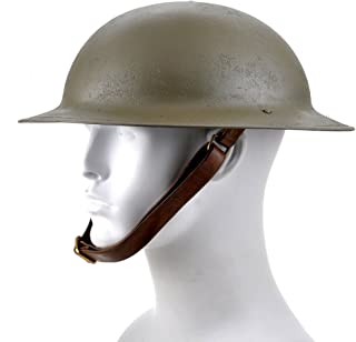 World War Supply US WW1 M1917 Brodie Helmet Doughboy Helmet