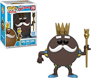 Funko POP! Ad Icons, King Ding Dong Vinyl Collectible