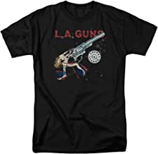L.A. Guns - Cocked & Loaded - Adult T-Shirt