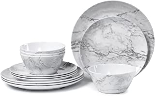 Best next marble dinner set Reviews