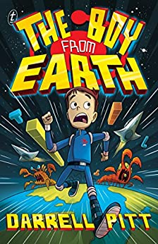 The Boy from Earth by [Darrell Pitt]