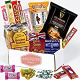 The British Gourmet Snacks Mix - Classic Snacks from the UK and Scotland