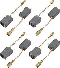 Escobillas de carbon de motor 1 par R SODIAL para motor electrico 6x8x24mm Escobillas de carbon carboncillos