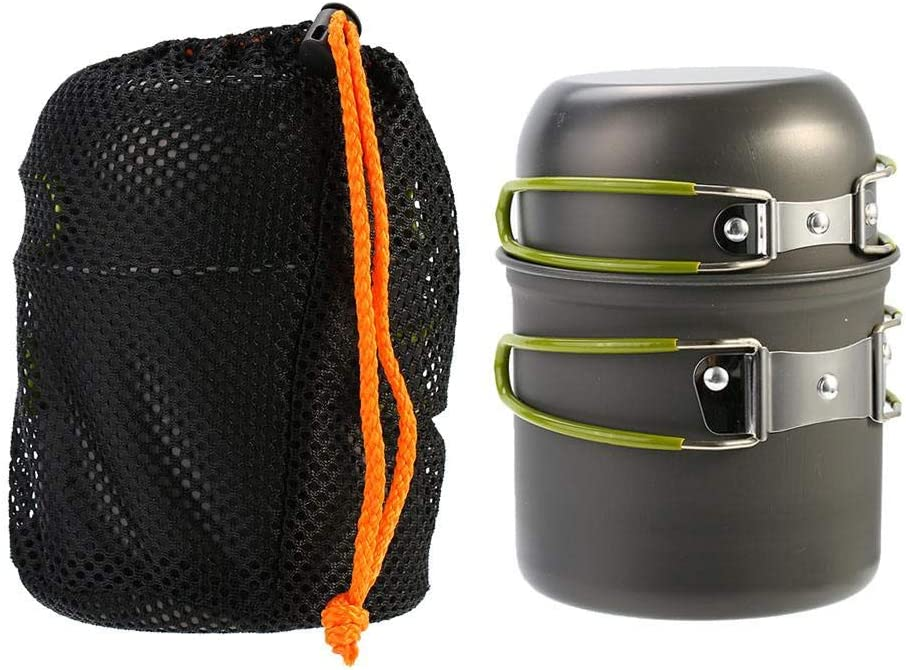 Taidda cookware set Foldable All items free shipping Handgrip Pot Ranking TOP18 Compact Set Aluminium