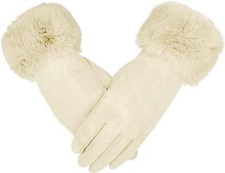 Best cream gloves ladies Reviews