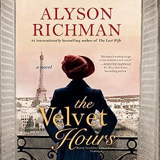 The Velvet Hours audiobook cover art