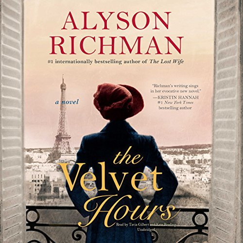 The Velvet Hours audiobook cover art