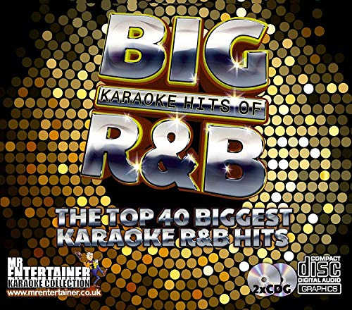 Mr. Entertainer Big Karaoke Hits: R&B