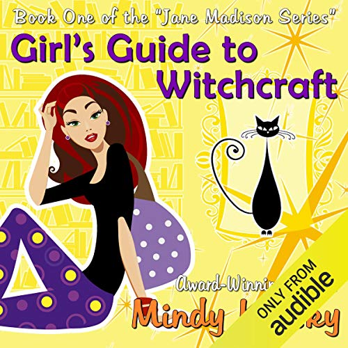 Girl's Guide to Witchcraft audiobook cover art