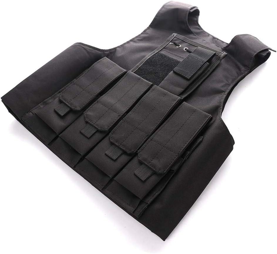 YINKUU Washington Mall Kids Adjustable Multi-Function Seasonal Wrap Introduction Vest Tactical Out Children