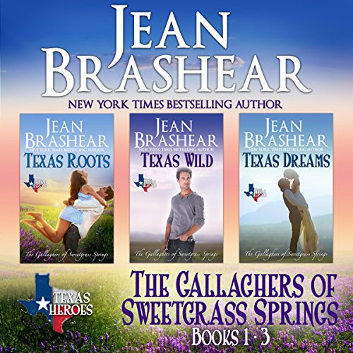 The Gallaghers of Sweetgrass Springs Boxed Set: Books 1-3 audiobook cover art