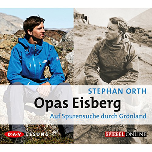 Opas Eisberg Titelbild
