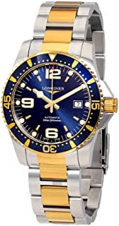 Longines Hydroconquest Automatic Blue Dial Mens Watch L37423967