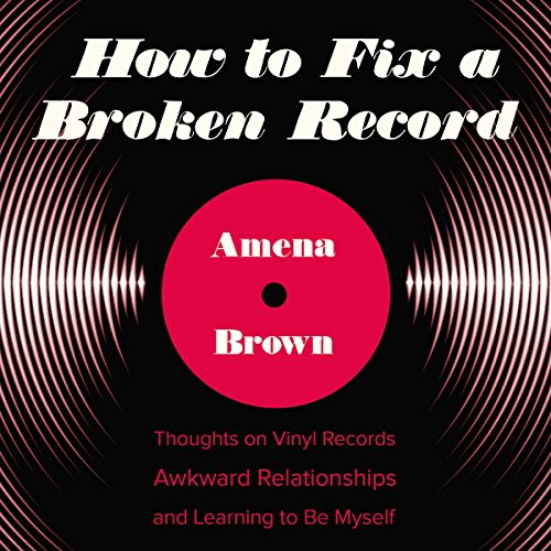 How to Fix a Broken Record audiobook cover art