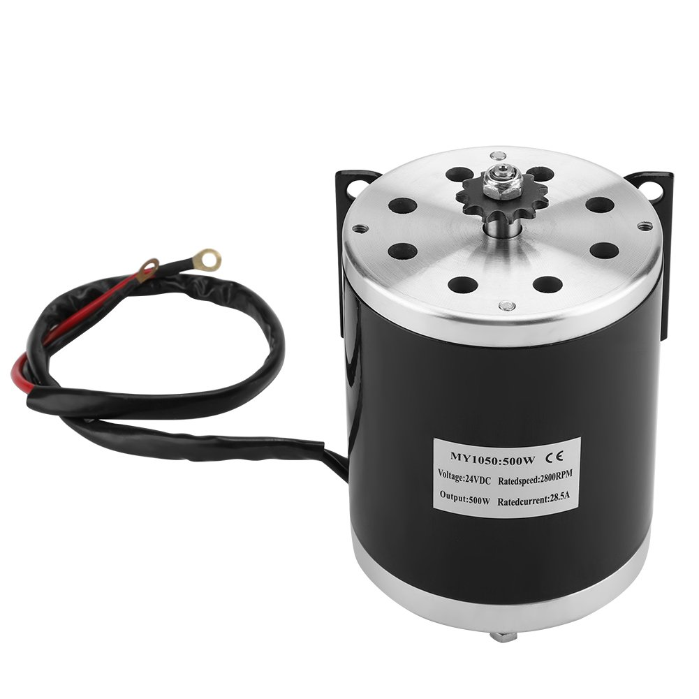 Reservation Electric Miami Mall Brushed Motor 500W DC Moto 24V 2800Rpm