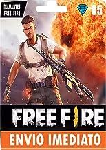 Cartão Free Fire 765 Diamantes