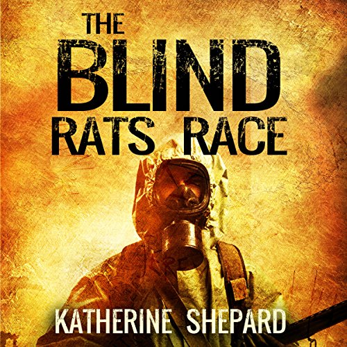 Mystery: The Blind Rats Race audiobook cover art