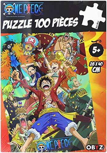 Obyz Puzzle 100 Pz Nuovo Mondo