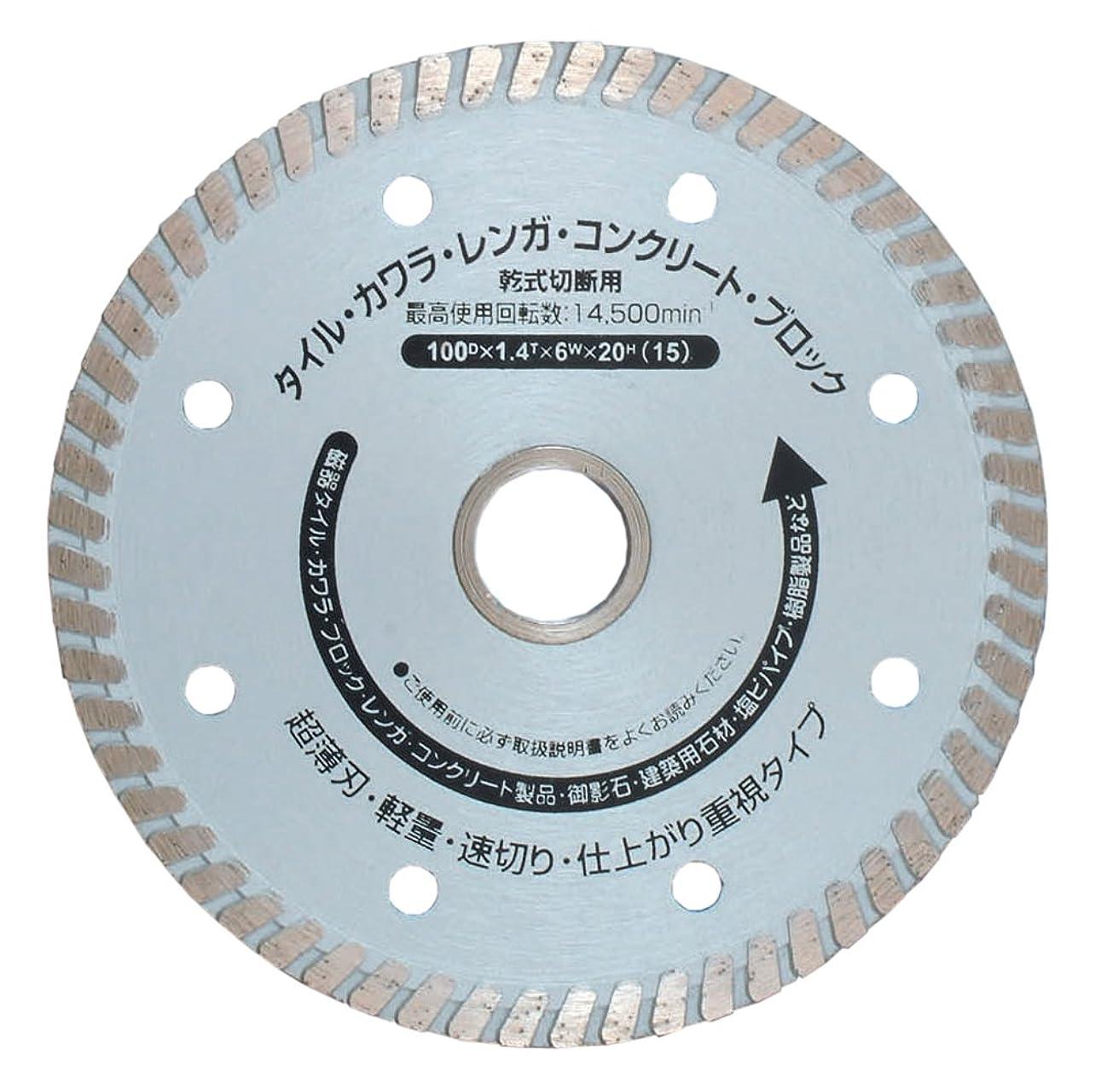 符号深い体操リリーフ(RELIFE) 薄型?軽量 ダイヤモンドカッター 29439