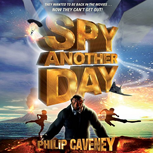 Spy Another Day audiobook cover art