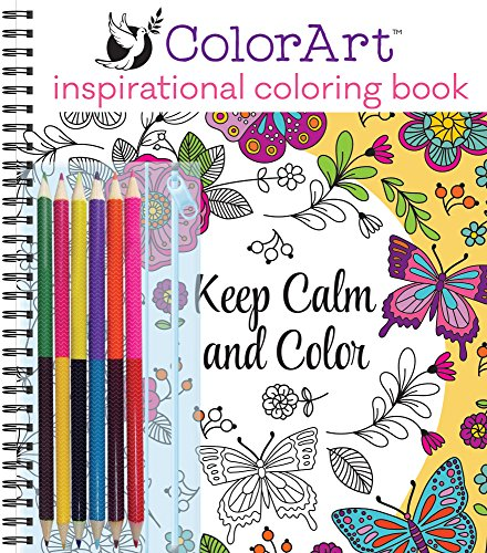 Compare Textbook Prices for ColorArt: Inspirational Coloring Book with Colored Pencils  ISBN 9781680223446 by New Seasons,Publications International Ltd.