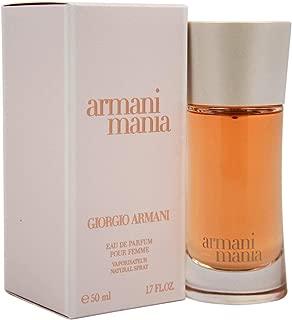 A r ma n i Mania Perfume G io rg io A r ma n i Eau de Parfum Spray Women 1.7 FL. OZ./50 ml