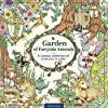 Garden of Fairytale Animals: A Curious Collection of Creatures to Color (Coloring Books)
