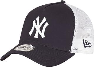 New Era Erkek, Baseball Cap, MLB Trucker NY Yankees Grey