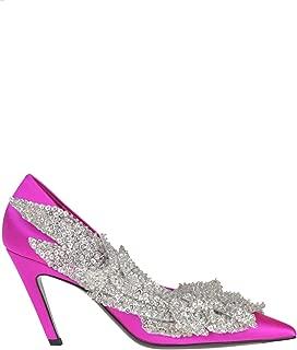 Balenciaga Luxury Fashion Womens MCGLCAT000006011I Fuchsia Pumps | Season Outlet