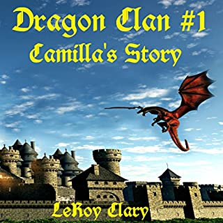 Camilla's Story audiobook cover art