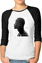 Women Lebron James Always Believe 3/4 Sleeve Baseball T-shirts