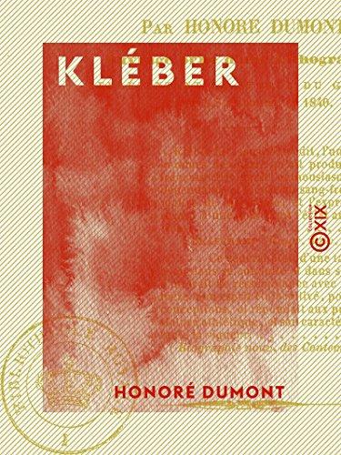 Kléber - Poème en dix chants (French Edition)