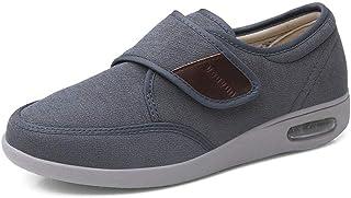 B/H Chaussures d'été Respirantes pour Hommes,Chaussures pour Pieds diabétiques de Printemps et d'automne, Plus Grosses Cha...