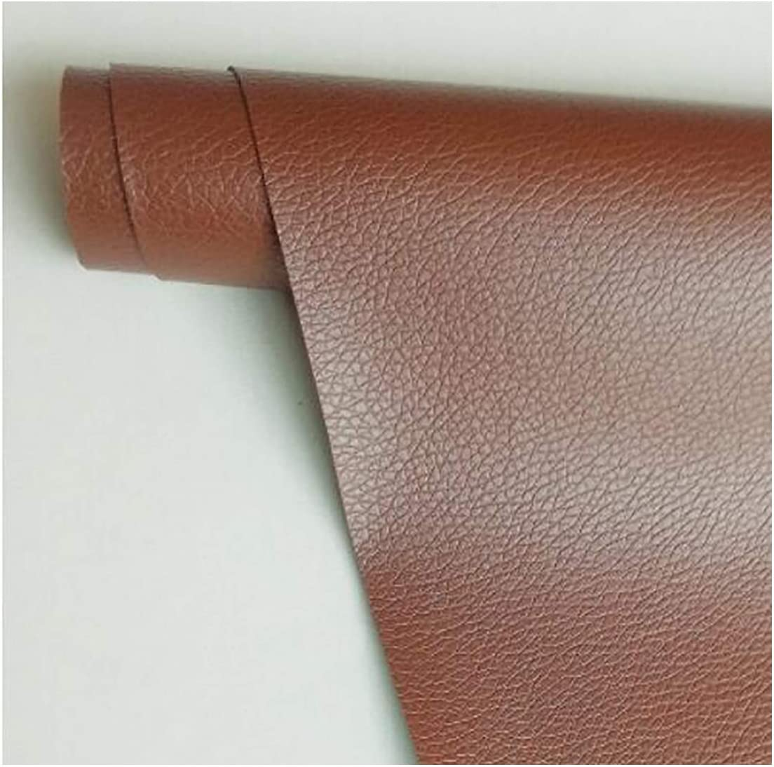 GERYUXA Faux Leather Fabric Sheets Max Free shipping 49% OFF Back for Cotton Self