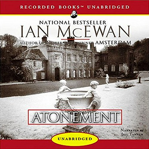 Atonement audiobook cover art