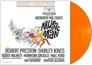 Music Man - Original Soundtrack [vinyl] Robert Preston and Shirley Jones