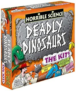 Galt Horrible Science Experiment, Deadly Dinosaurs