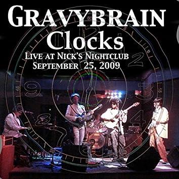 Clocks (Live)