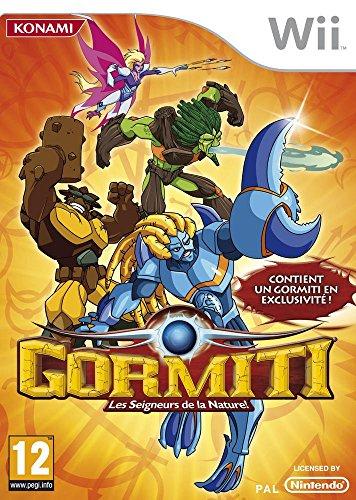 Konami Gormiti: The Lords of Nature!