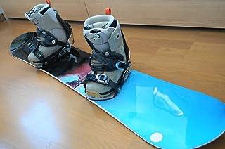 Burton INDIEスノーボード3点セット(146cm 24.5cm)