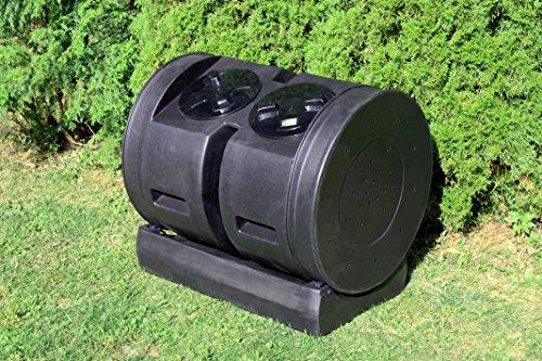 Good Ideas CW-2X12 Senior Wizard Dual Tumbler Compost Bin