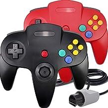 King Smart Wired N64 Controller,Upgrade Joystick Gamepad Controller for Original Nintendo 64 Console