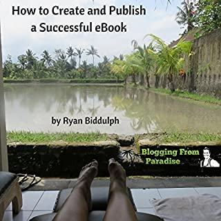 Blogging from Paradise: How to Create and Publish a Successful eBook cover art