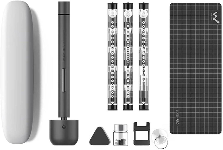Walmeck Schraubendreher Set Mini-Präzisions Elektroschrauber Schrauben Bits Set LED-Licht Akkuschrauber Öffnungs Werkzeug B07KP7SC61 | Erste Qualität