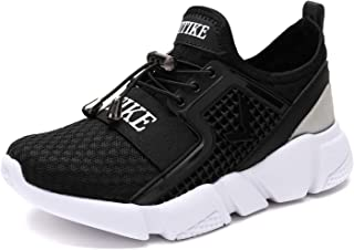Kids Sneakers Running Shoes Lightweight Breathable Boys Tennis Shoes Casual Sports Shoes Walking Shoes