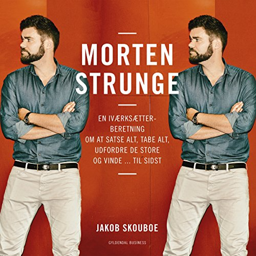 Morten Strunge audiobook cover art