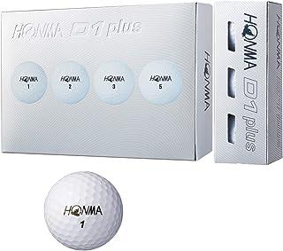 本間ゴルフ ゴルフボール D1 Plus BT-1903 1ダース 12個入り