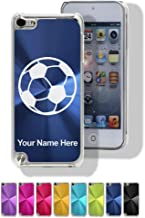 Case for iPod Touch 5th/6th Gen - Soccer Ball - Personalized Engraving Included